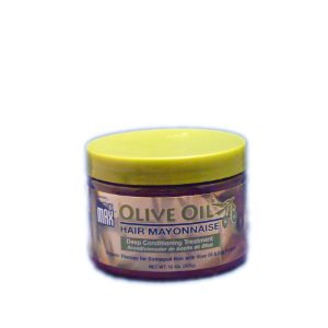 Hair Mayonnaise Olive Oil