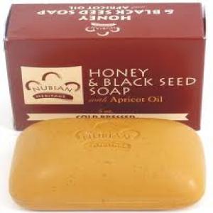 Savon au miel et graine noire