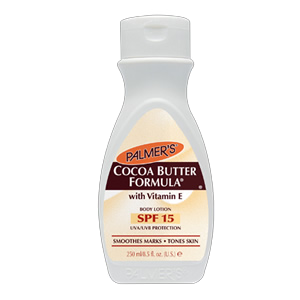 Lotion Cocoa Butter SPF 15