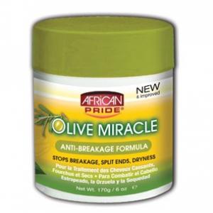 Olive Miracle - Anti Breakage Formula