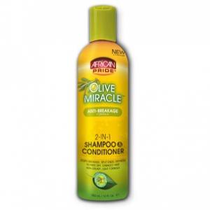 2 en 1 shampoo & conditioner