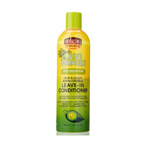 Après shampooing olive miracle