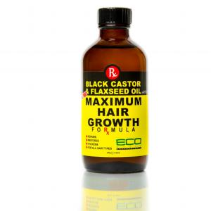 Black castor oil & flaxseed oil eco styler
