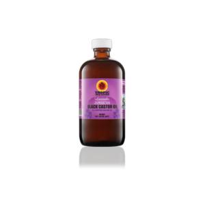 Black castor oil lavender tropic isle