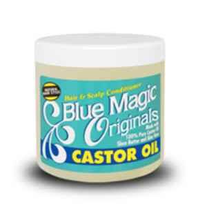 Blue magic huile de ricin