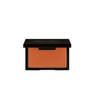 blush coral sleek makeup