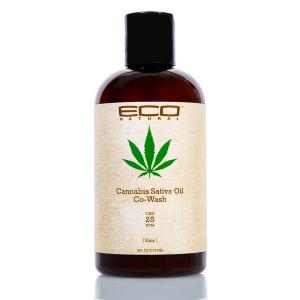co-wash au cannabis eco styler natural