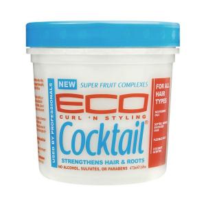 crème coiffante au complexe de fruits cocktail eco styler
