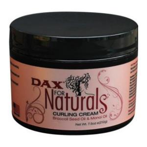 crème définissante de boucles dax for naturals
