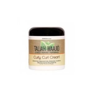 curly curl cream taliah waajid