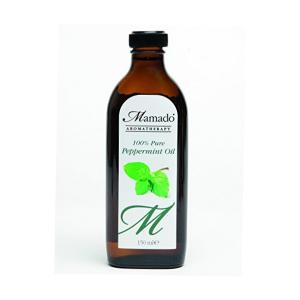 huile de menthe poivrée mamado aromathérapy