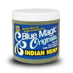 Indian hemp Blue magic