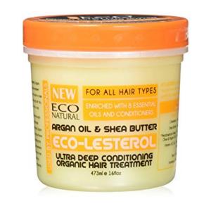 Masque eco styler eco-lesterol argan oil & shea butter