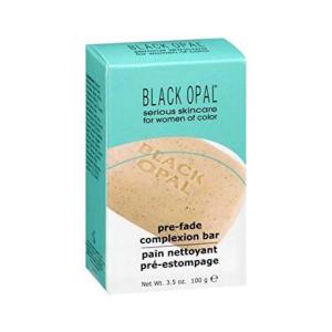 pain nettoyant black opal