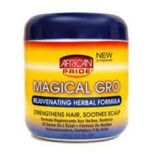 Pommade aux herbes africaine Magical Gro African Pride