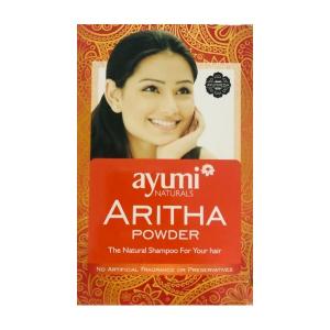 Poudre de reetha aritha Ayumi 100g