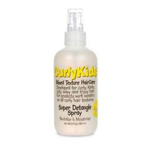 spray super démêlant curlykids
