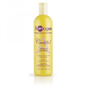 textured hair wash aphogee