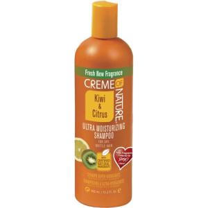 ultra moisturizing shampoo creme of nature