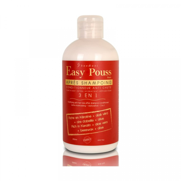 après shampoing anti chute easy pouss
