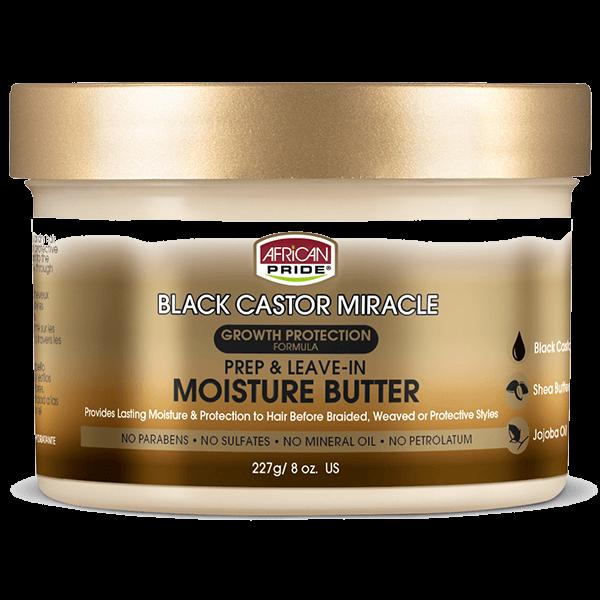 Beurre sans rinçage moisture butter african pride
