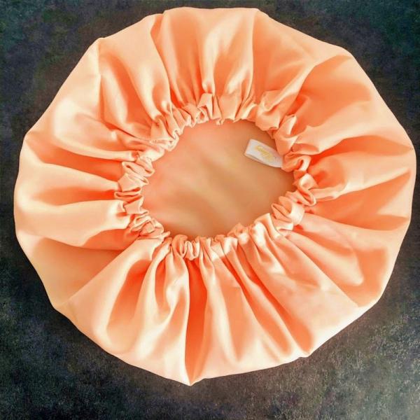 bonnet de douche saumon kalavy