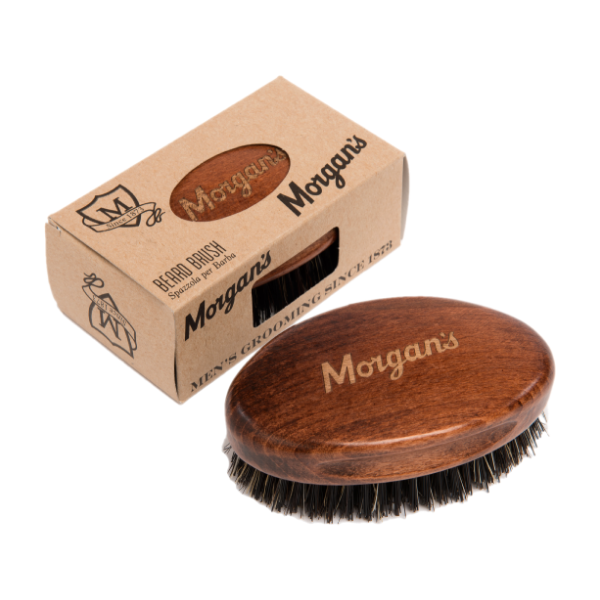 Brosse à barbe Morgan's