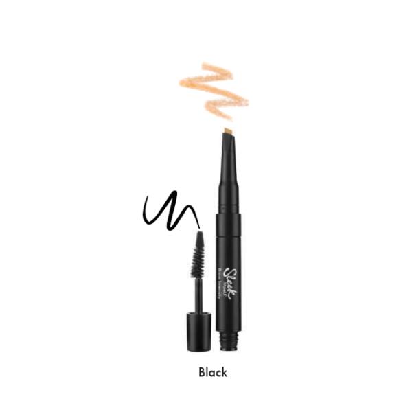 crayon sourcils black sleek brow intensity