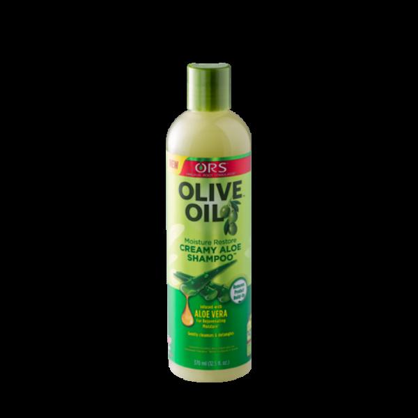 creamy aloe shampoo ORGANIC ROOT STIMULATOR