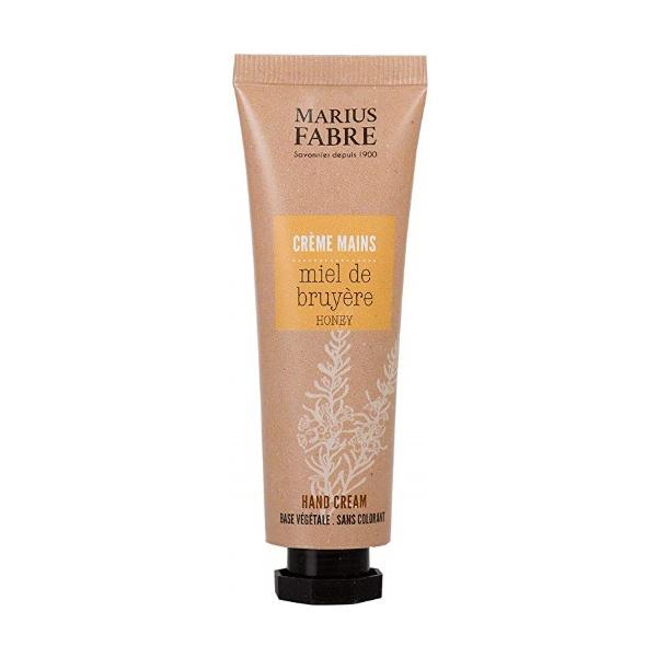 Crème mains au miel de bruyère Marius Fabre 30 ml