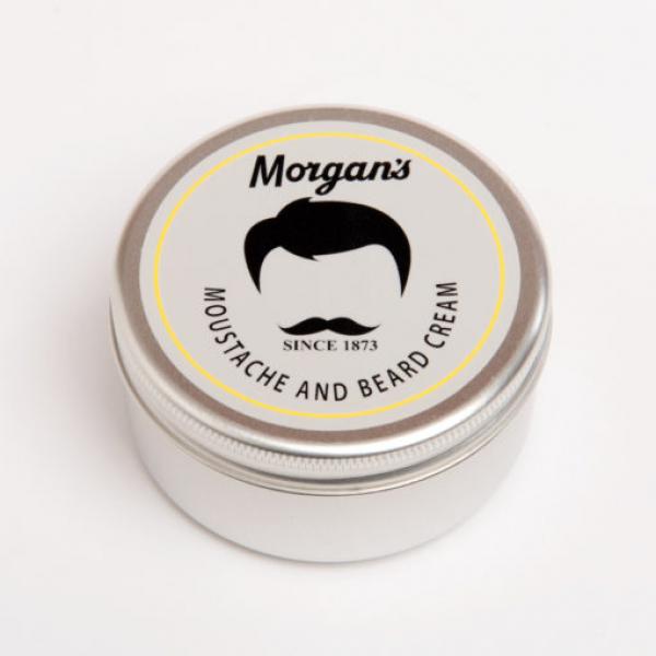Crème moustache et barbe