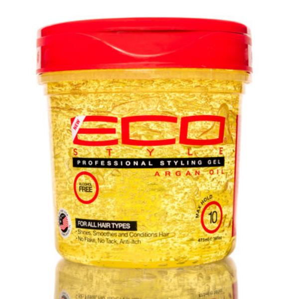 eco styler gel à l'huile d'argan