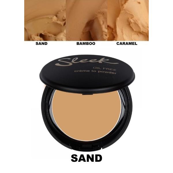fond de teint sand sleek makeup
