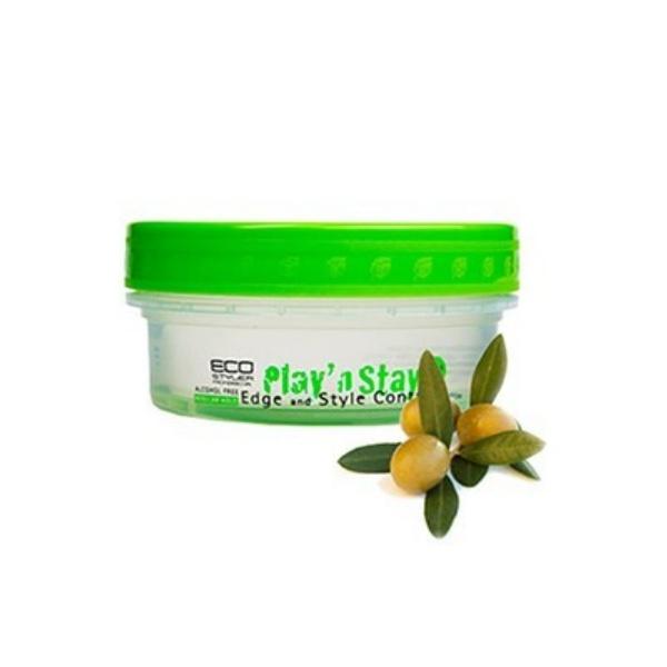 gel  olive play n stay eco styler