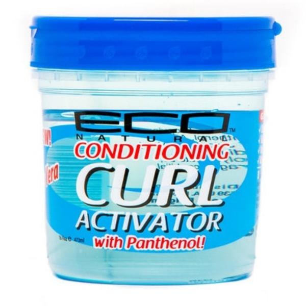 gel activateur de boucles  à l'aloe vera eco styler