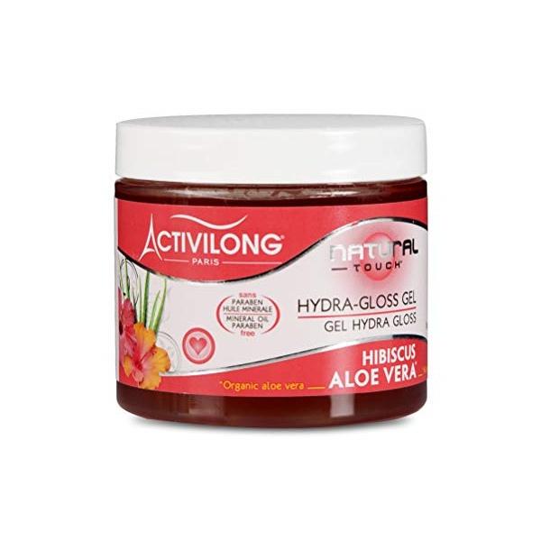 gel hydra gloss natural touch activilong