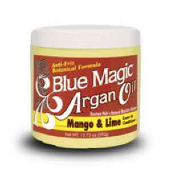 Huile d'argan blue magic