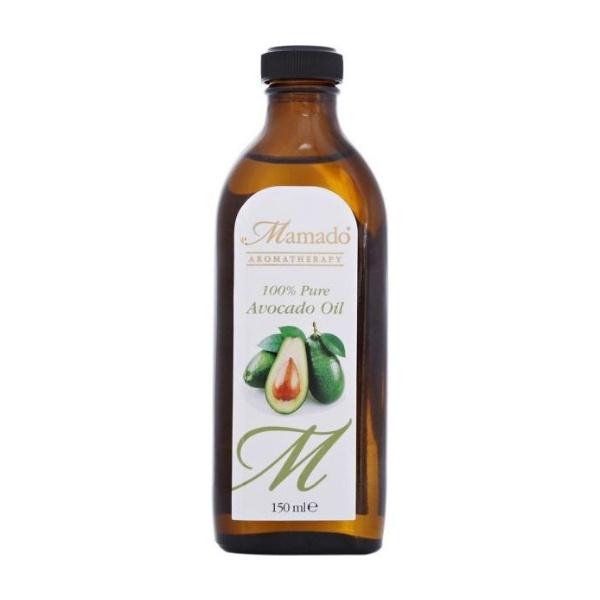huile d'avocat mamado aromathérapy