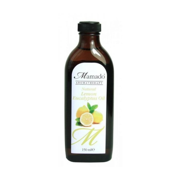 huile d'eucalyptus citronné mamado aromatherapy