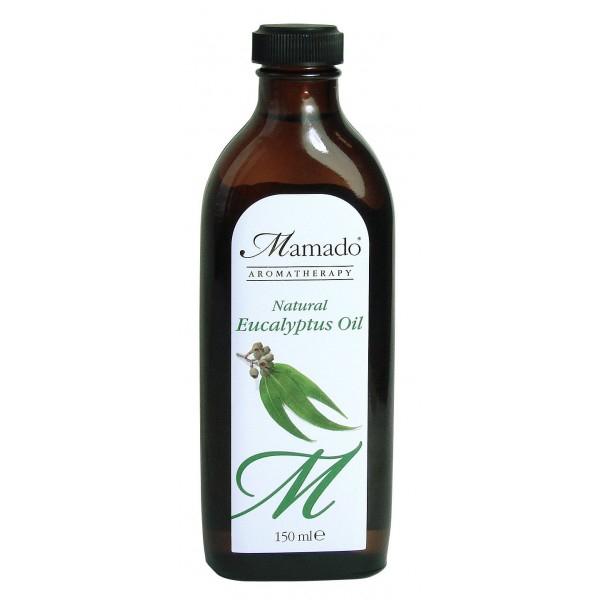 Huile d'eucalyptus mamado aromatherapy