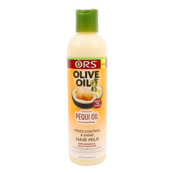 Lait capillaire à l'huile de péqui organic root stimulator