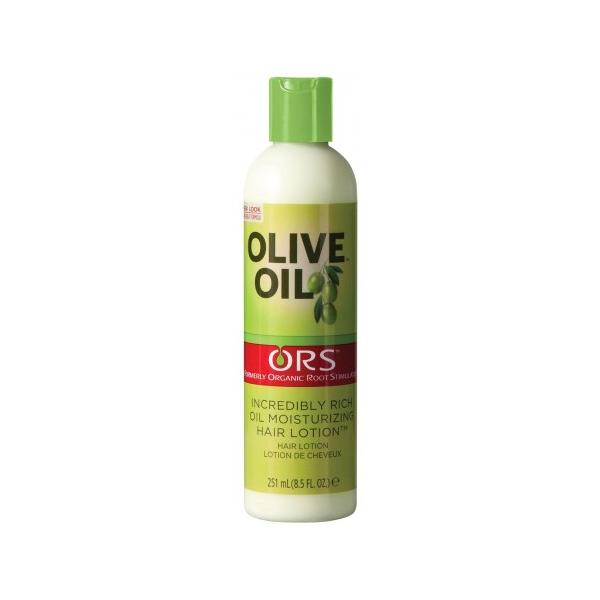 lotion à l'huile d'olive ORS
