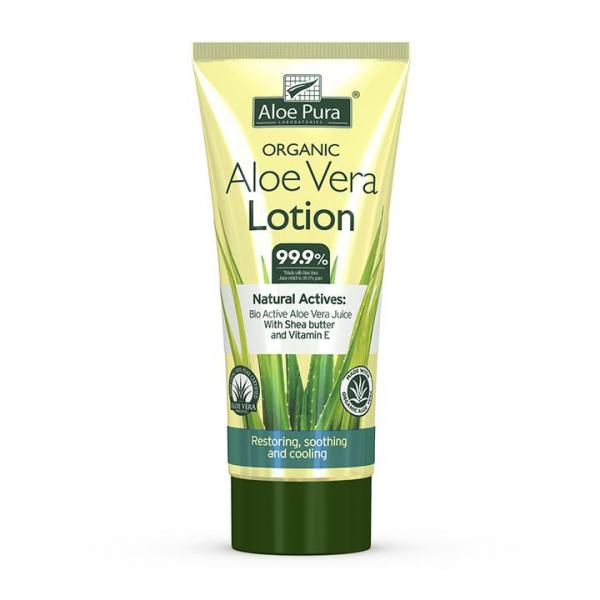 lotion aloe pura