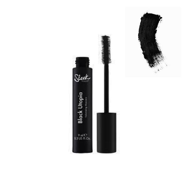 mascara black utopia bis sleek makeup