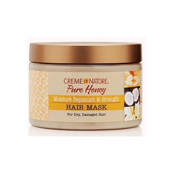 Masque capillaire pure honey creme of nature