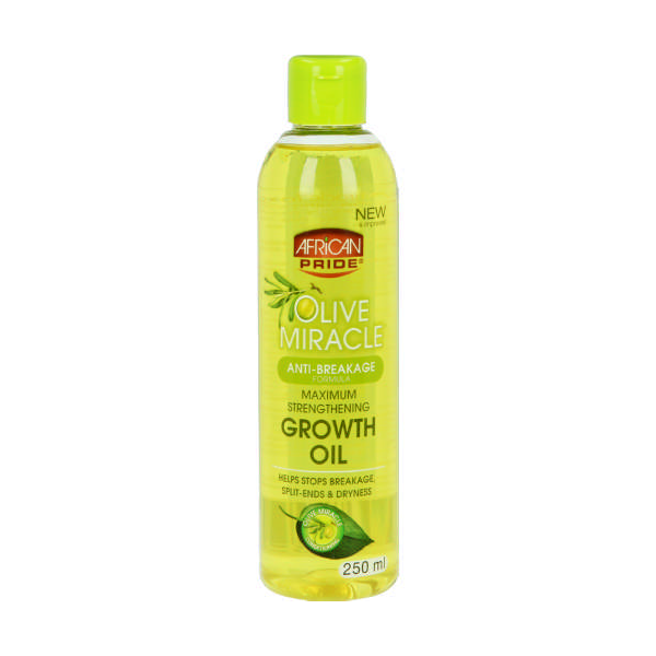 olive miracle huile de croissance african pride