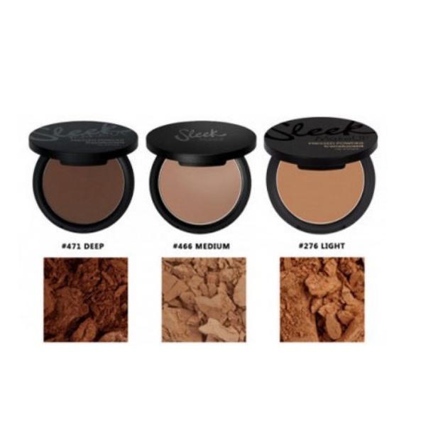 palette poudre compact sleek makeup
