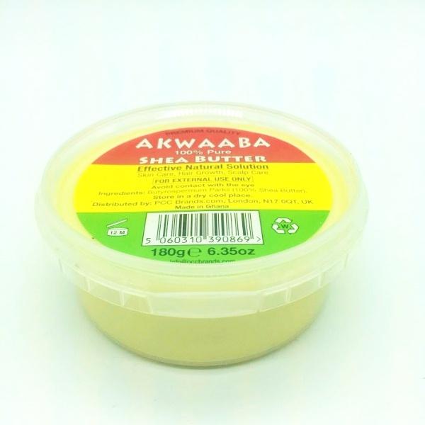 pur beurre de karité blanc 180 g