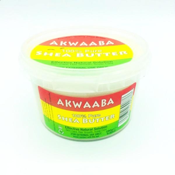 pur beurre de karité blanc 280 g