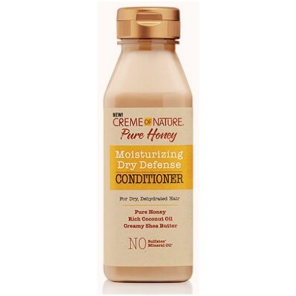 revitalisant hydratant pure honey creme of nature